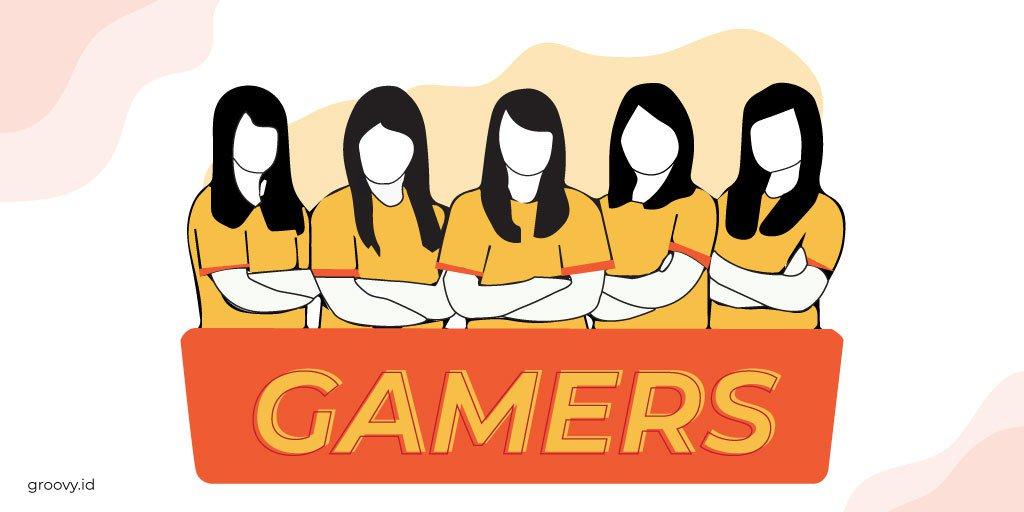 Ini dia guys salah satu  tim E-Sports yang berangotakan perempuan. Seperti Team FF Gaming atau Female Fighters Gaming yang dimana juga berkolaborasi dengan Groovy loh @ffgaming.id . Ini adalah Tim E-Sports yang beranggotakan permpuan Kalian pernah ikut jadi team E-sports kah? pic.twitter.com/iMc4tmvon2
