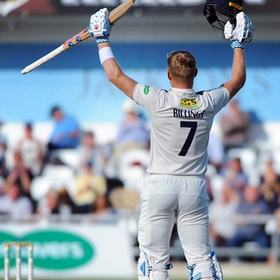 Well done @sambillings we are watching you with pride. #cricket19