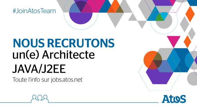 [#Job] Vous disposez d'une expérience technique forte en environnement #Java / #J2ee ou #Micr...