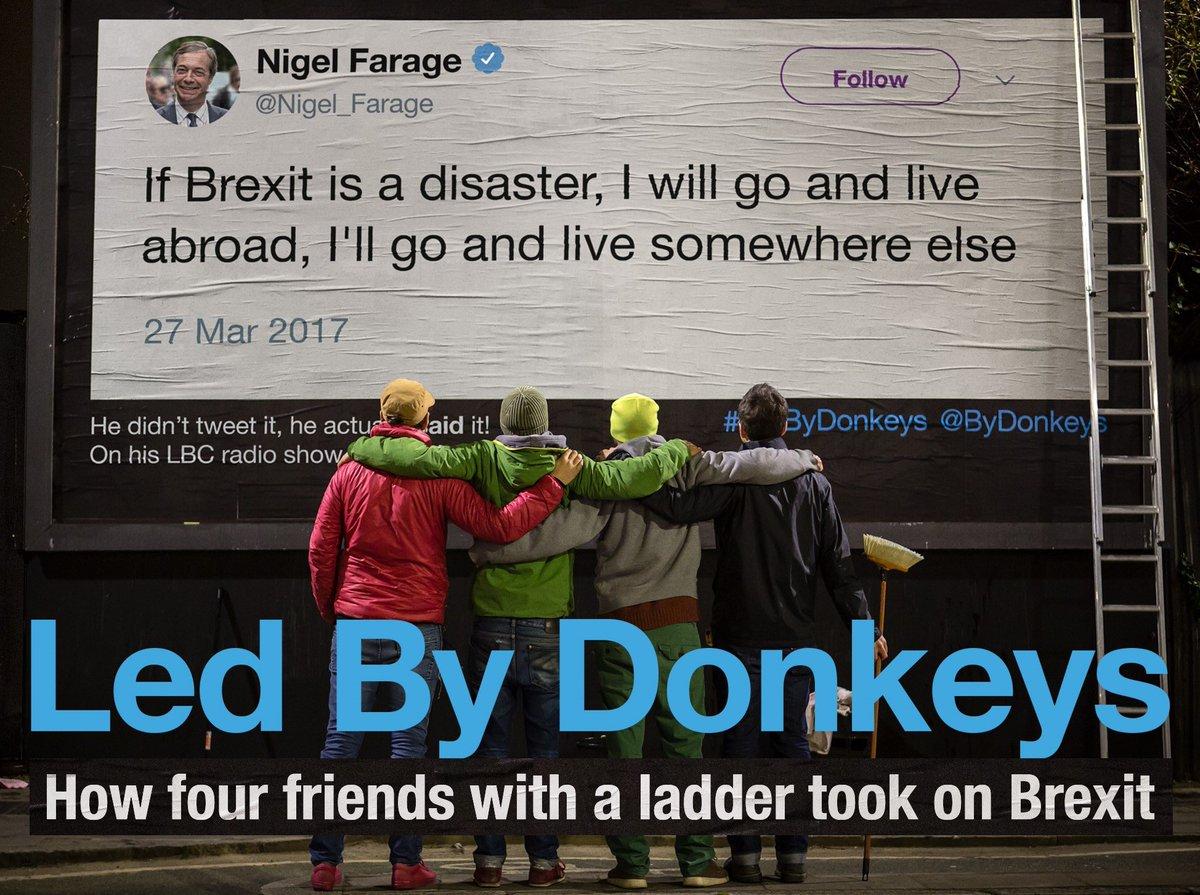 D̶a̶v̶i̶d̶ ̶C̶a̶m̶e̶r̶o̶n̶̶s̶ ̶b̶o̶o̶k̶ ̶i̶s̶ ̶o̶u̶t̶ ̶t̶o̶d̶a̶y̶,̶ ̶b̶u̶y̶ ̶i̶t̶!̶ Nah, pre-order the Led By Donkeys one instead and see if we can beat him for sales? amazon.co.uk/Led-Donkeys-fr…