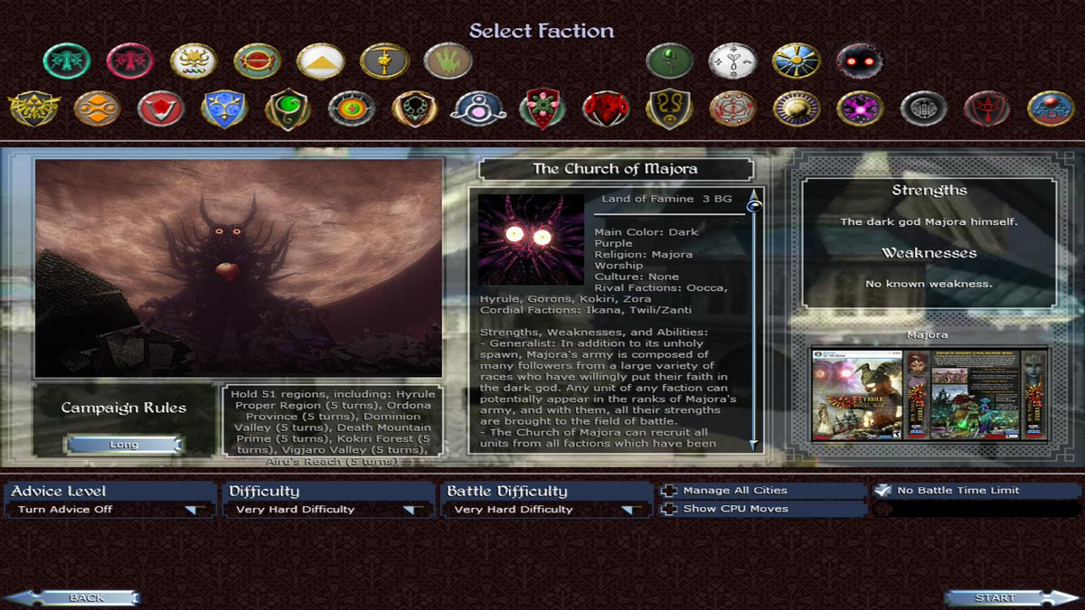 Moddb On Twitter Control New Factions And Units In The Latest Version Of The Zelda Themed Medieval Ii Total War Mod Hyrule Total War Classic Ultimate Https T Co Balg4bb7hq Https T Co Tjzp6dwtqg