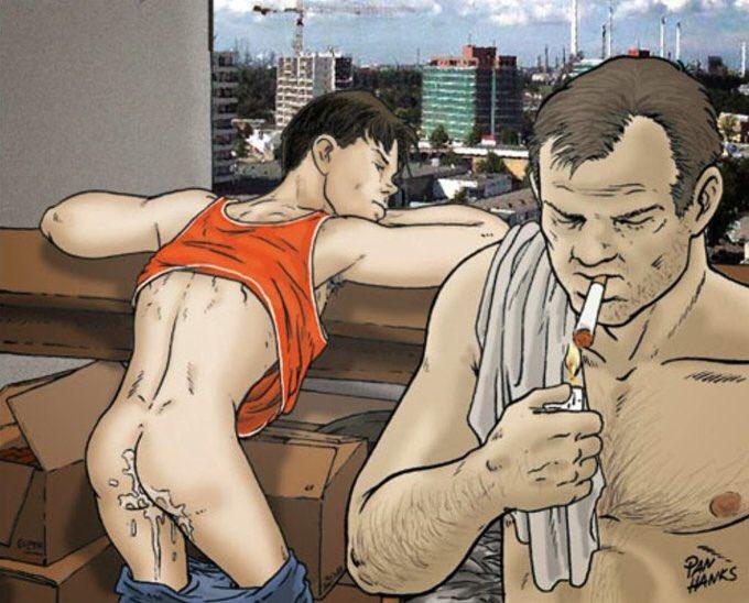 Gay Adult Cinema Group Erotica By Nathan Prince