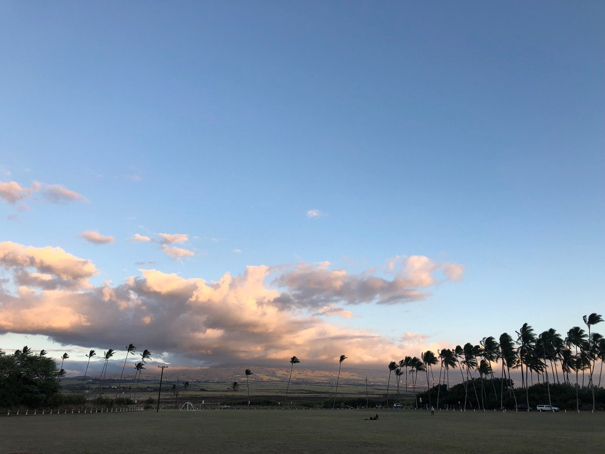 test Twitter Media - Paia clear and breezy looking up at Haleakala. #cmweather #Maui #Haleakala #Paia https://t.co/gxp4fRczpL