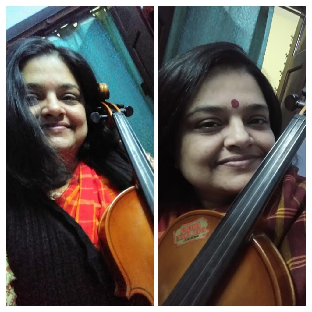 *I know how to play my own violin and makes my own music.Playing real music with my students makes all of us happy.....It makes me feel warm in my heart.