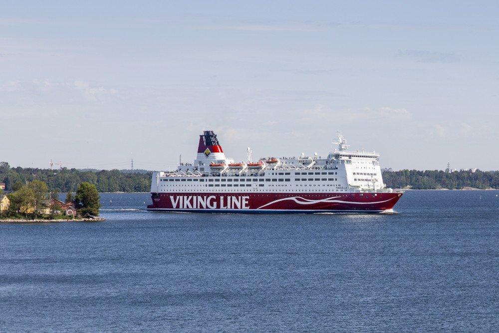 Pilotprojekt på Viking Lines fartyg Mariella minskade matsvinnet med 40 procent https://t.co/7gMDwfqXC8 https://t.co/9fdpsDTzvV