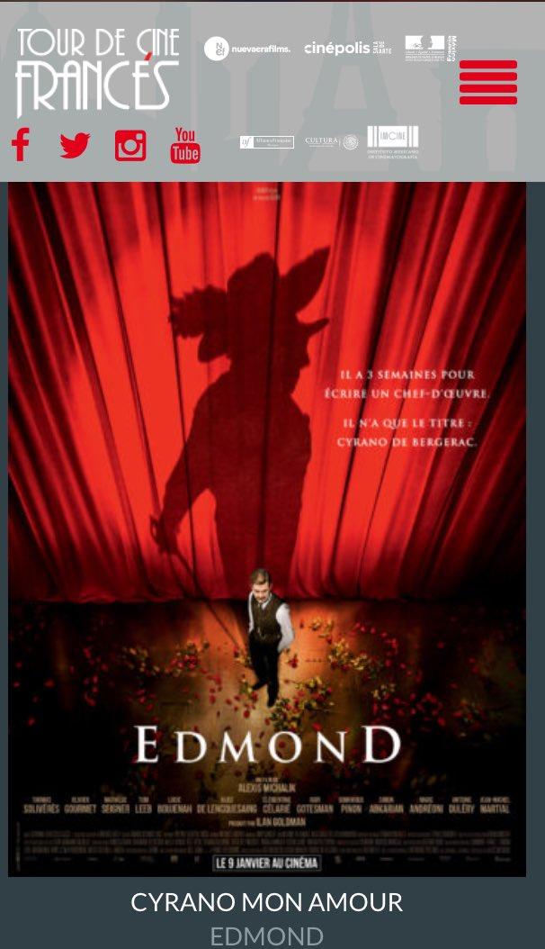 Pablo Bracho On Twitter Très Magnifique Edmund Cyrano