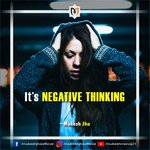 Image for the Tweet beginning: It is negative emotions that