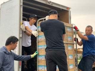 【ニュース】モデルプレス「AAA西島隆弘、台風被害の千葉で復興支援 支援物資の搬送や写真撮影も」 #AAA