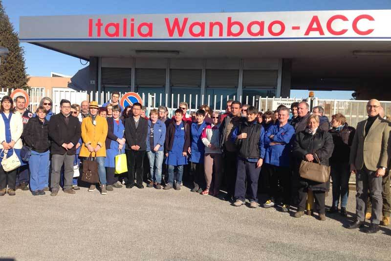 Wanbao-Acc: venerdì sit-in davanti al consolato c...