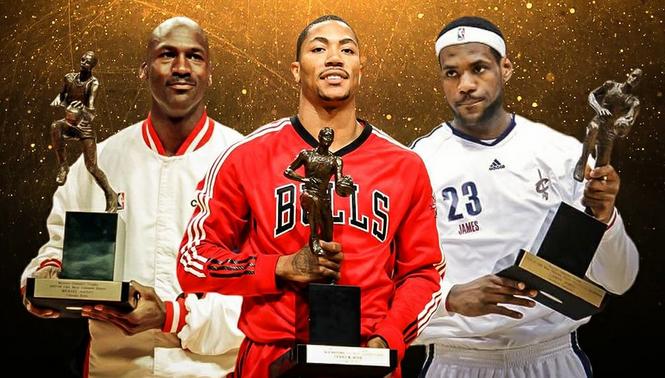 NBA最年輕記錄:19歲全明星首發,20歲FMVP,21歲得分王,22歲MVP!