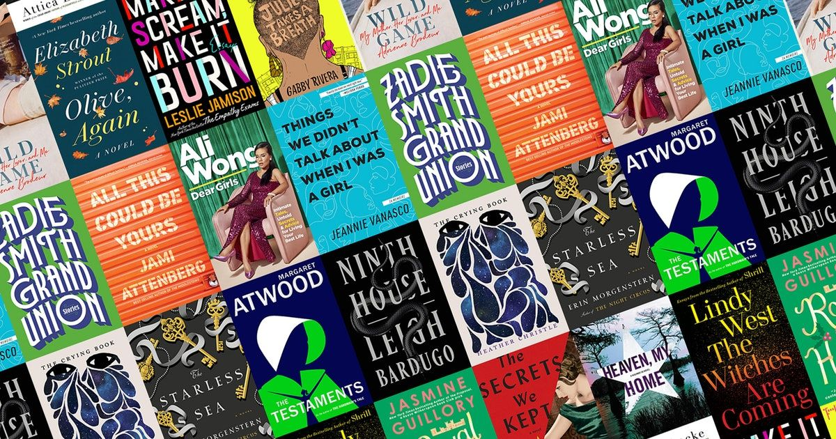 There are so many great new titles this season! What are you reading next? bit.ly/2IjGo70