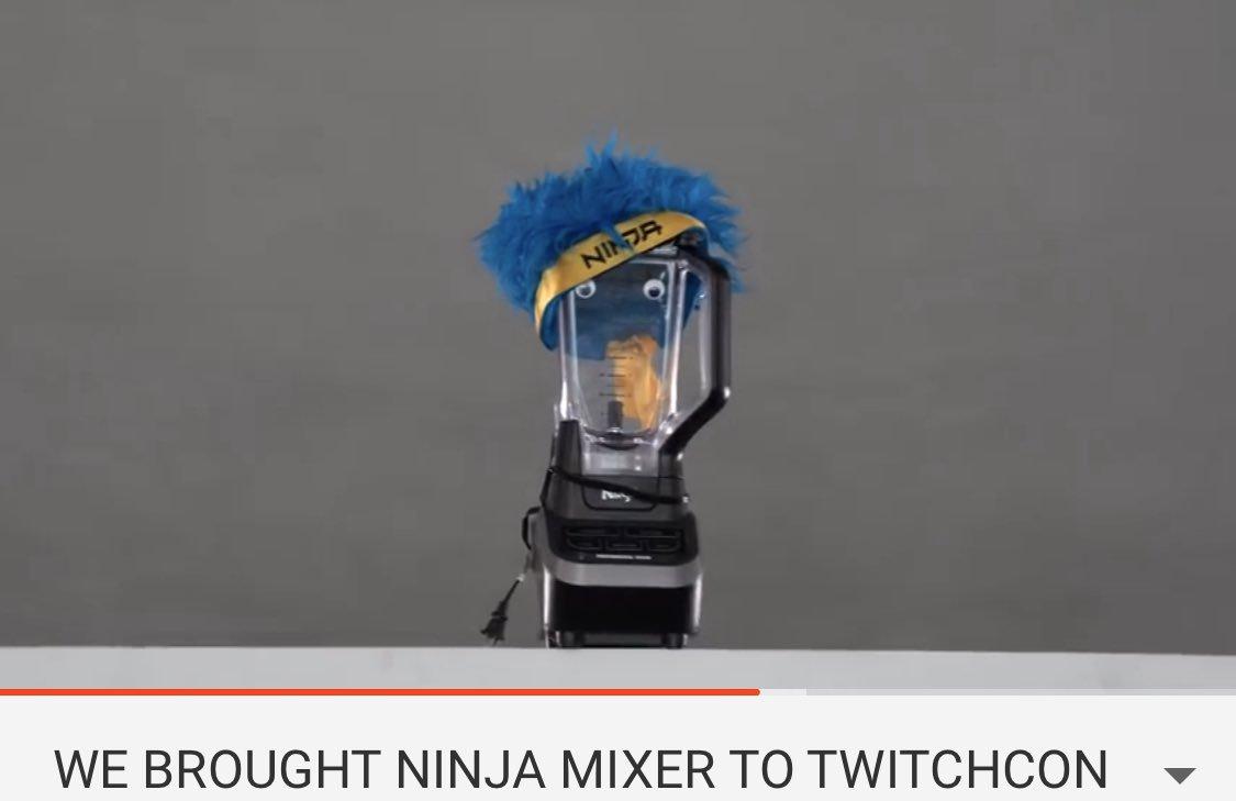 ninja mixer