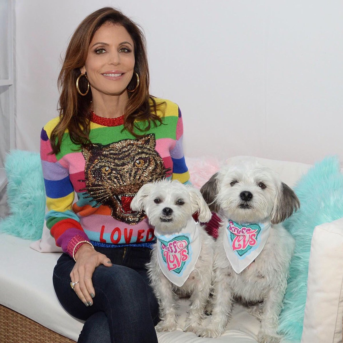 Image result for Bethenny Frankel Scruff-a-Luvs