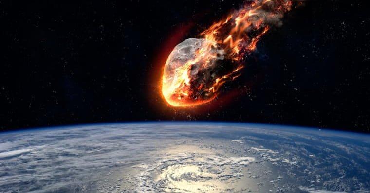 """#Mexico y Colombia se unen para """"salvar"""" al mundo de un meteorito… ¡a soplidos!"""
