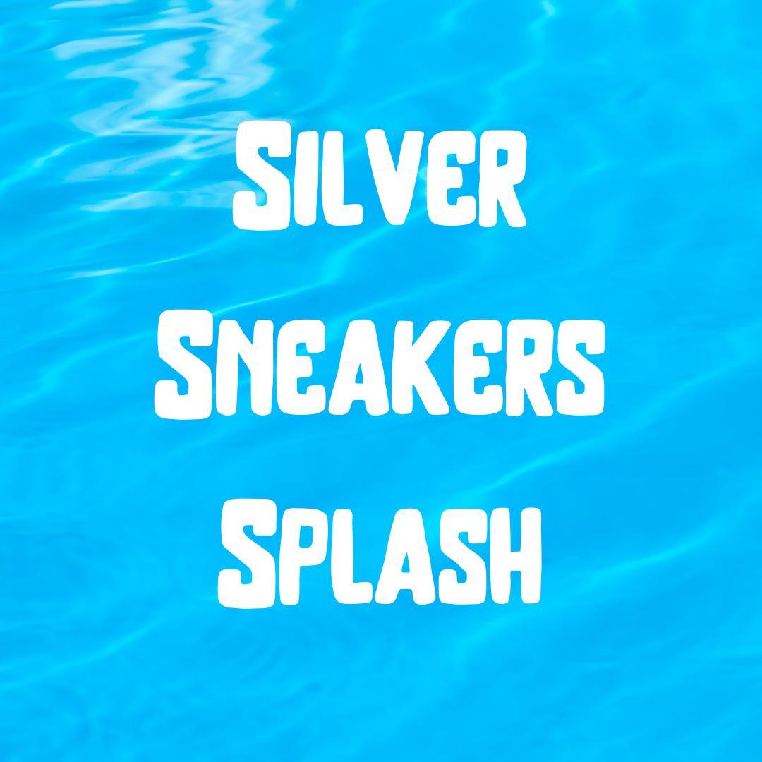 Silver Sneakers Splash