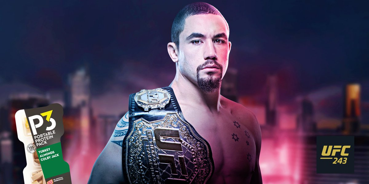 "We're all starving for #UFC243. Here's 3 tasty facts about @UFC Australian middleweight champion @RobWhittakerMMA to hold you over: 👍 2018 GQ Magazine Sportsman of the Year 👊 Nickname is ""The Reaper"" 🚯 Prefers not to engage in trash talk https://t.co/3Wxy0nXQRf"