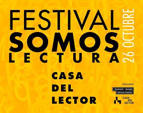 Festival Somos Lectura 2019