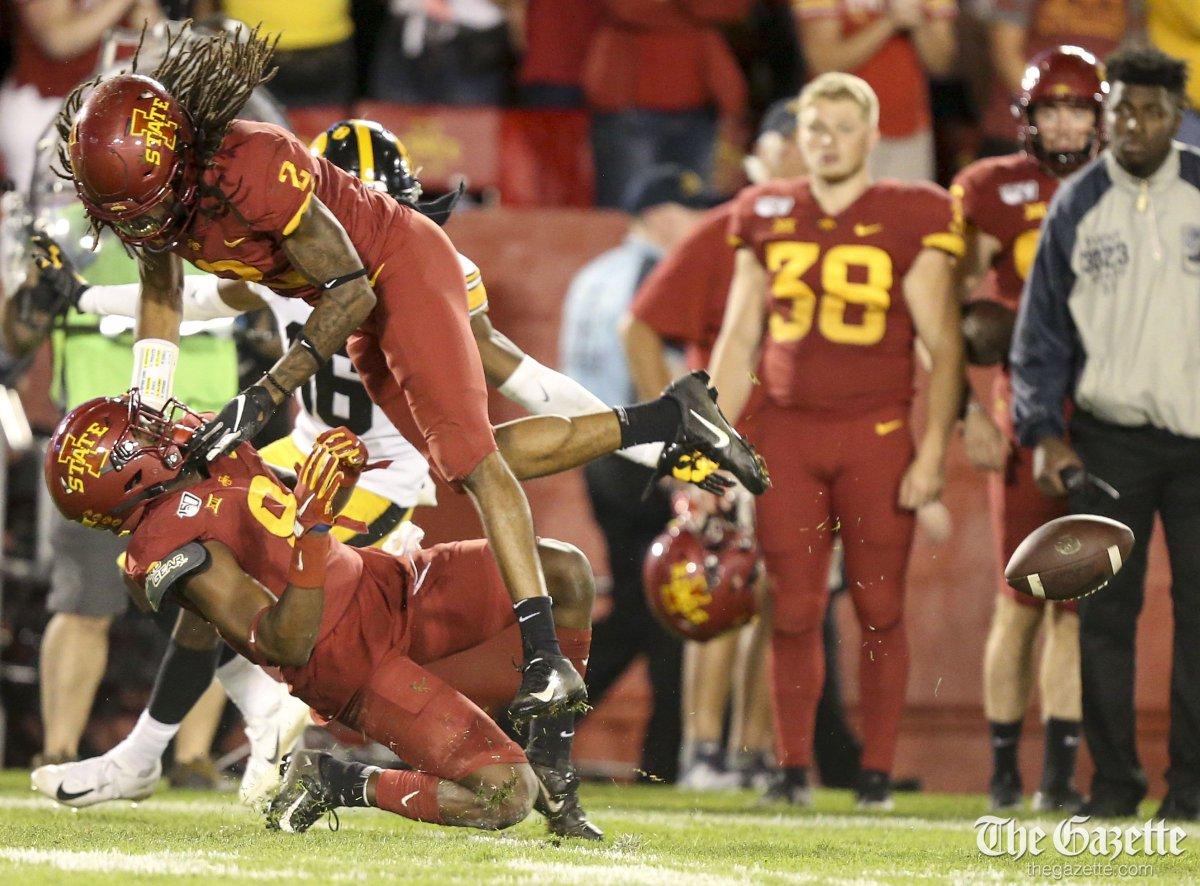 Gallery: September sports favorite photos. thegazette.com/subject/sports… #sportsphotography #photojournalism #Newspaper