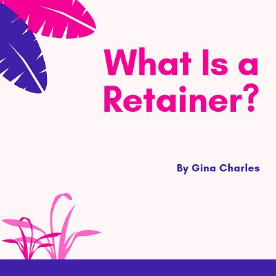 What Is a Retainer? https://t.co/AphIyRHeqP #freelance #writer #webdeveloper https://t.co/cXYtduvWYl