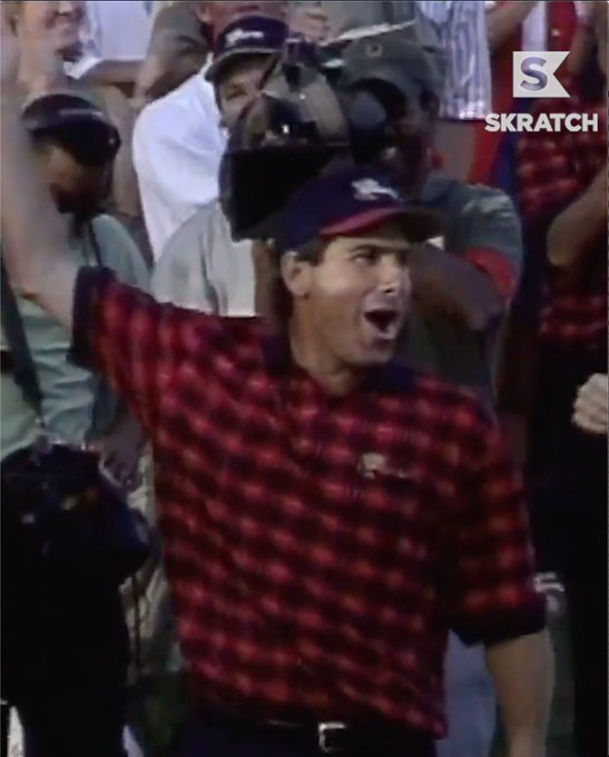 Tx Skratch: Happy birthday to Fred Couples and that silky-smooth golf swing.