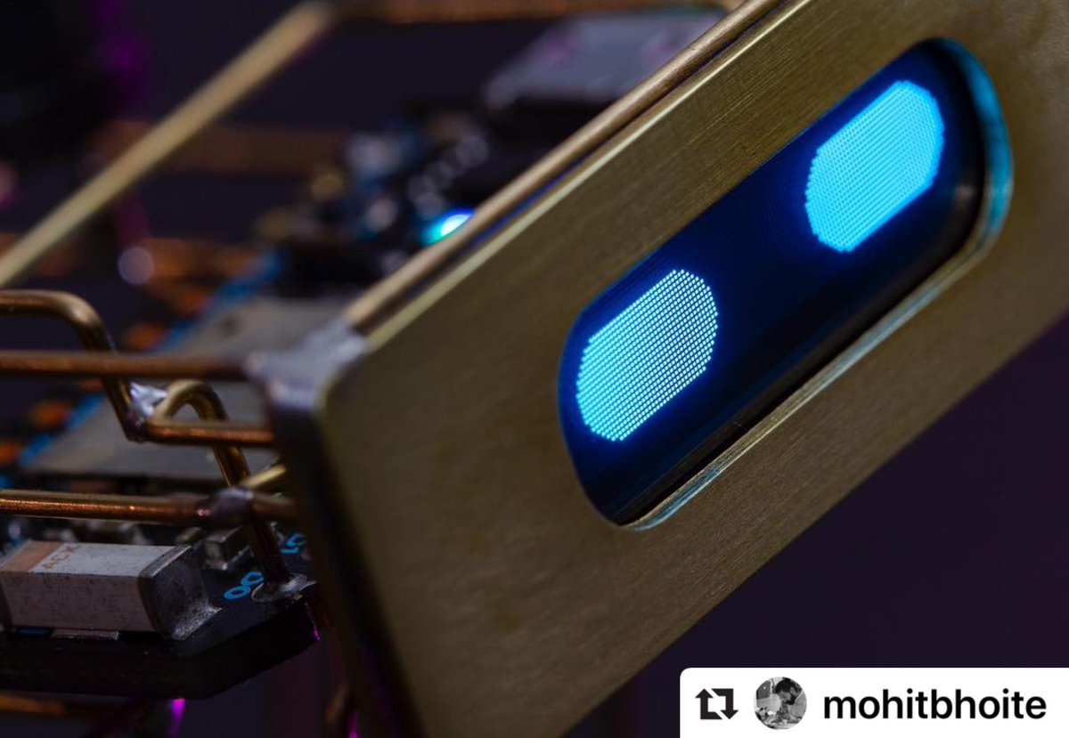 Bantam Tools remote resident @MohitBhoite takes circuit freeforming to a new level with his signature polished style. Learn more about how he's using our precise desktop CNC machine to create these circuit creatures in this CNC Life Q&A: bit.ly/MohitBhoiteQnA #bantamtools #CNC