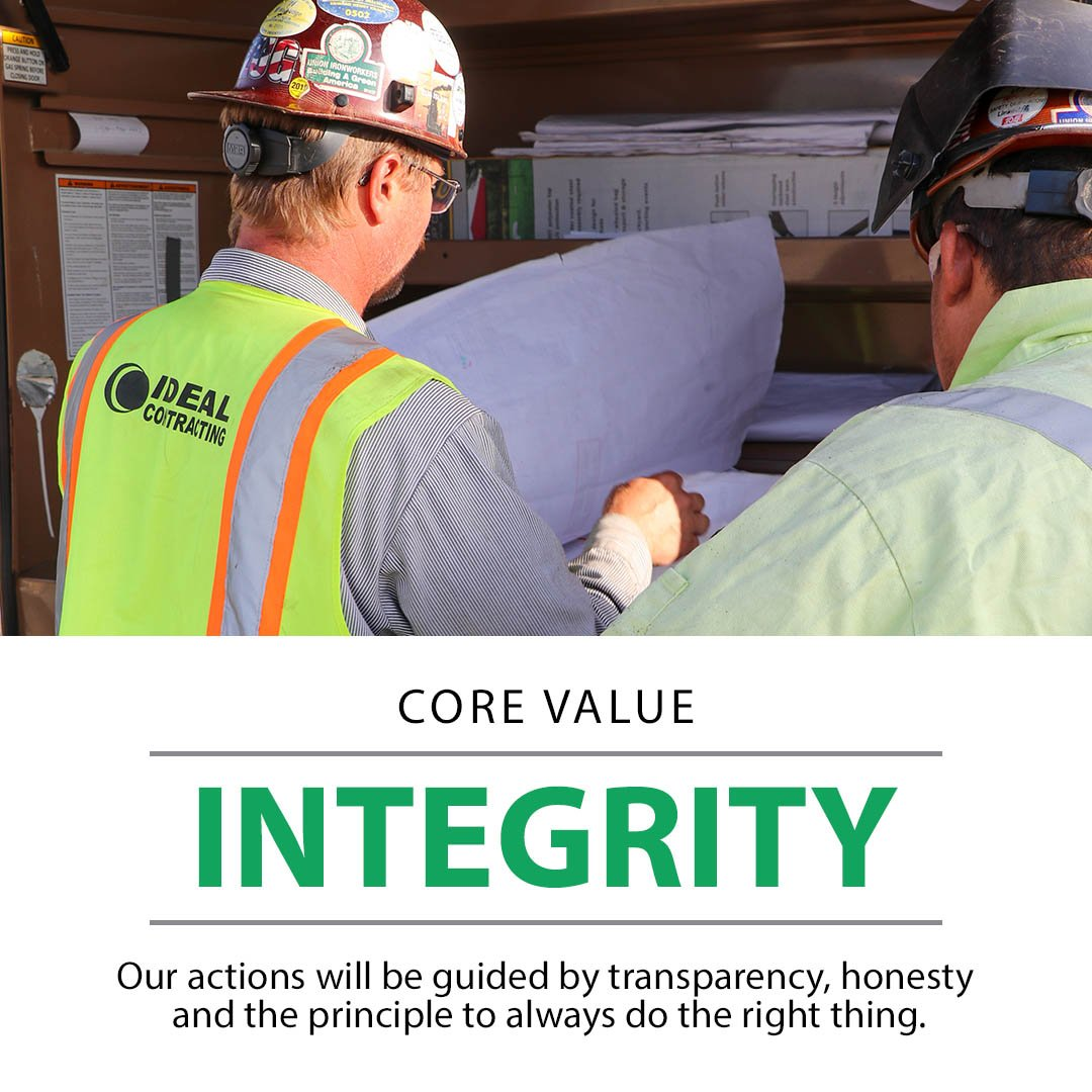 test Twitter Media - We pride ourselves in integrity to always do the right thing for our customers. #corevalue #integrity https://t.co/50WguwfqPu