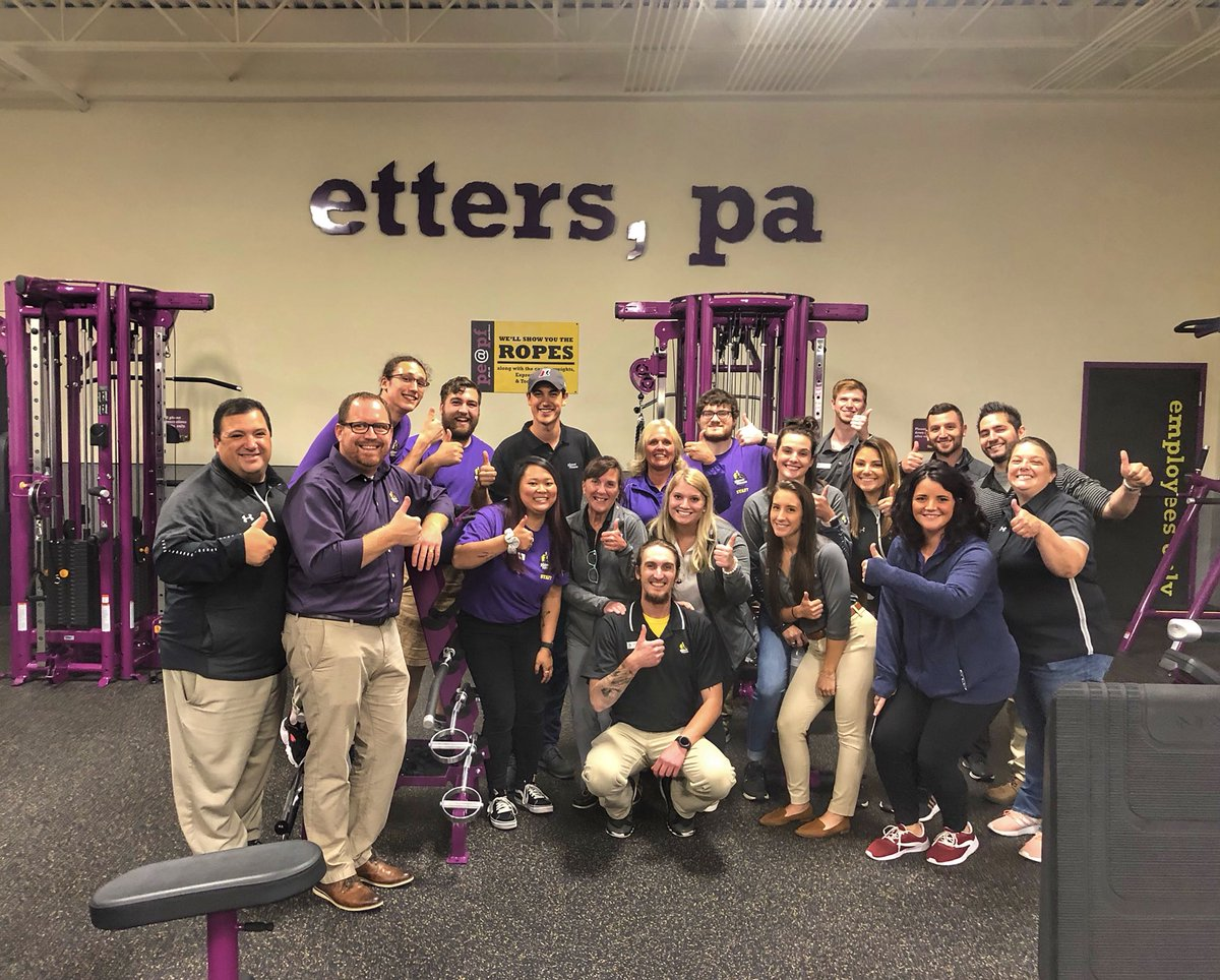 Great event in Etters, PA next stop @PlanetFitness Seaford DE! #TeamJL