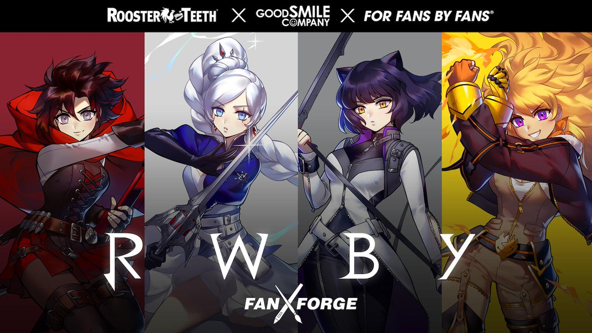Rwby On Twitter Team Rwby Is Coming To Smitegame This
