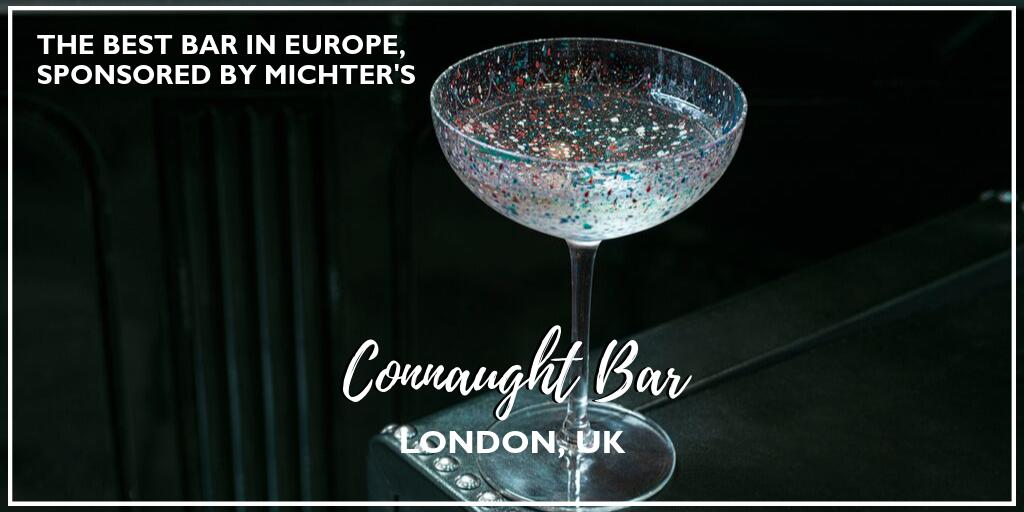 At No.2 in The World's 50 Best Bars 2019, the Connaught Bar in #London is also The Best Bar in Europe 2019, sponsored by Michter's! #Worlds50BestBars @theconnaught @MichtersWhiskey https://t.co/i53jjyDw0Z