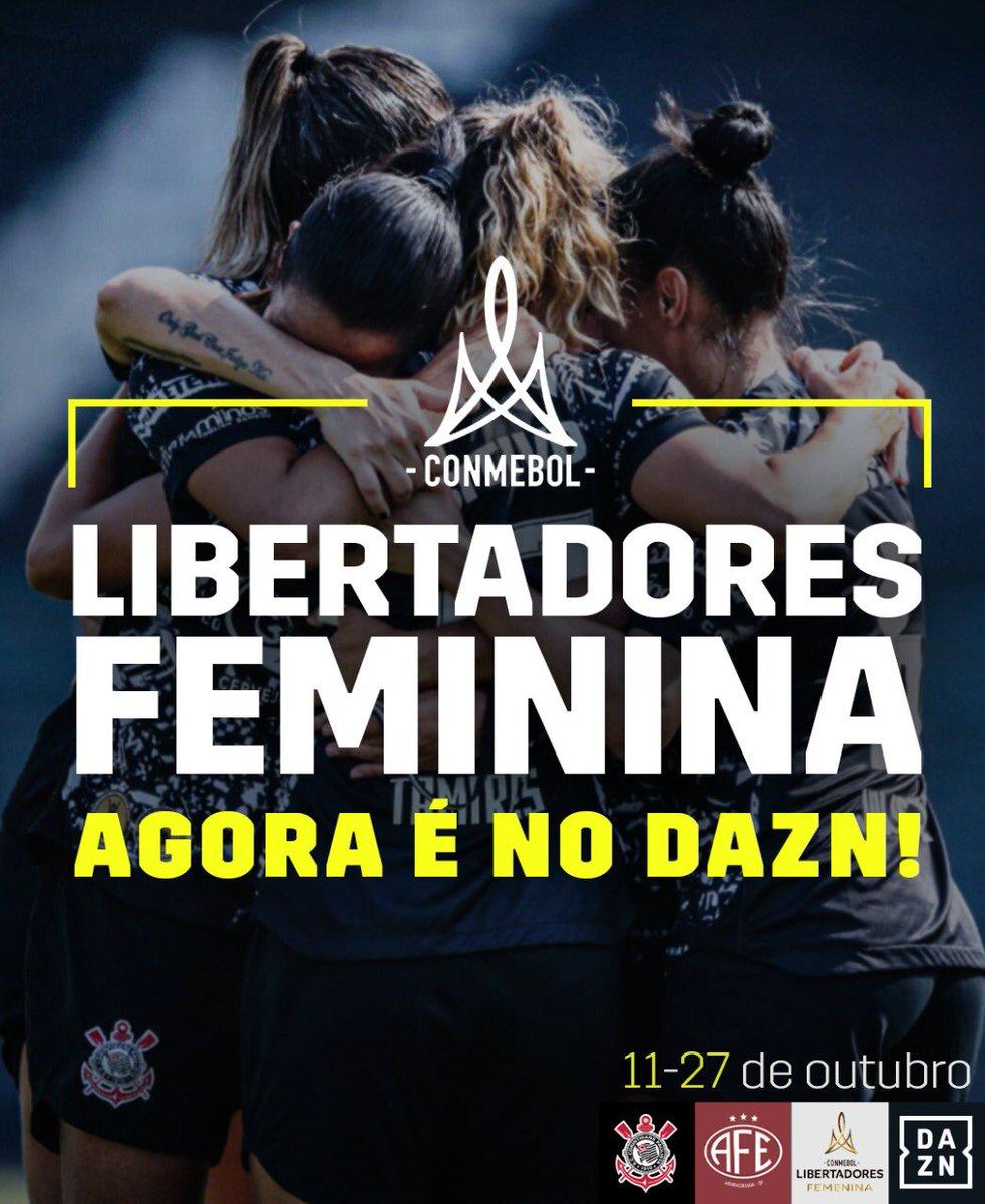 Corinthians Futebol Feminino On Twitter A Libertadores