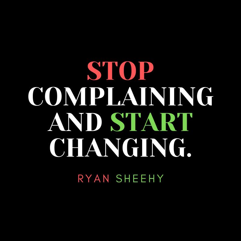 Start Changing. #BeTheOne #ChangeAKidsLife #ChangeAgent