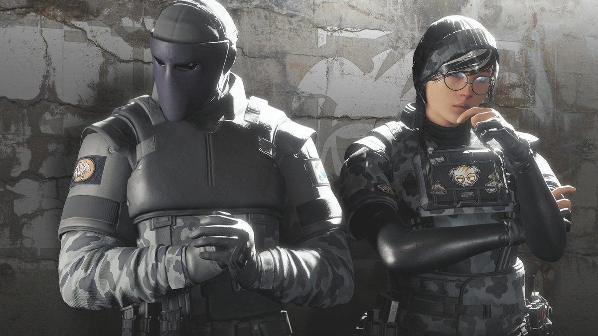 Rainbow Six Siege On Twitter Go From Crude To Refined With The