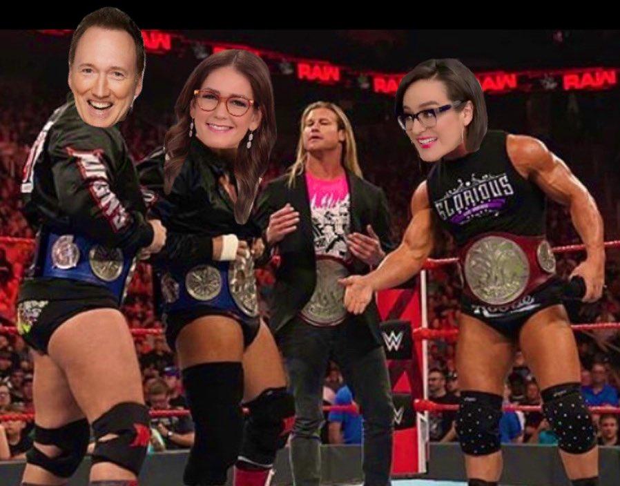 PARTY SWAP, TONIGHT! @KennedyNation @FoxBusiness 9PM @WWEonFOX