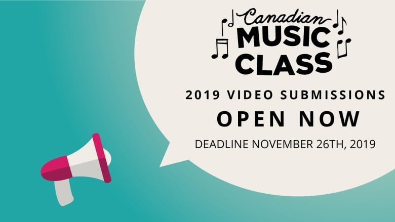 Have you signed up for the 2019 Canadian Music Class Challenge? If so, you can now submit your finished video! If you havent registered, theres still plenty of time to do so. #cbcmusicclass @MusiCounts @TheJUNOAwards bit.ly/2mISizR