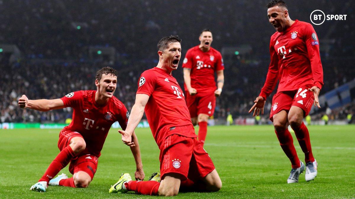 Video: Tottenham Hotspur vs Bayern Munchen Highlights