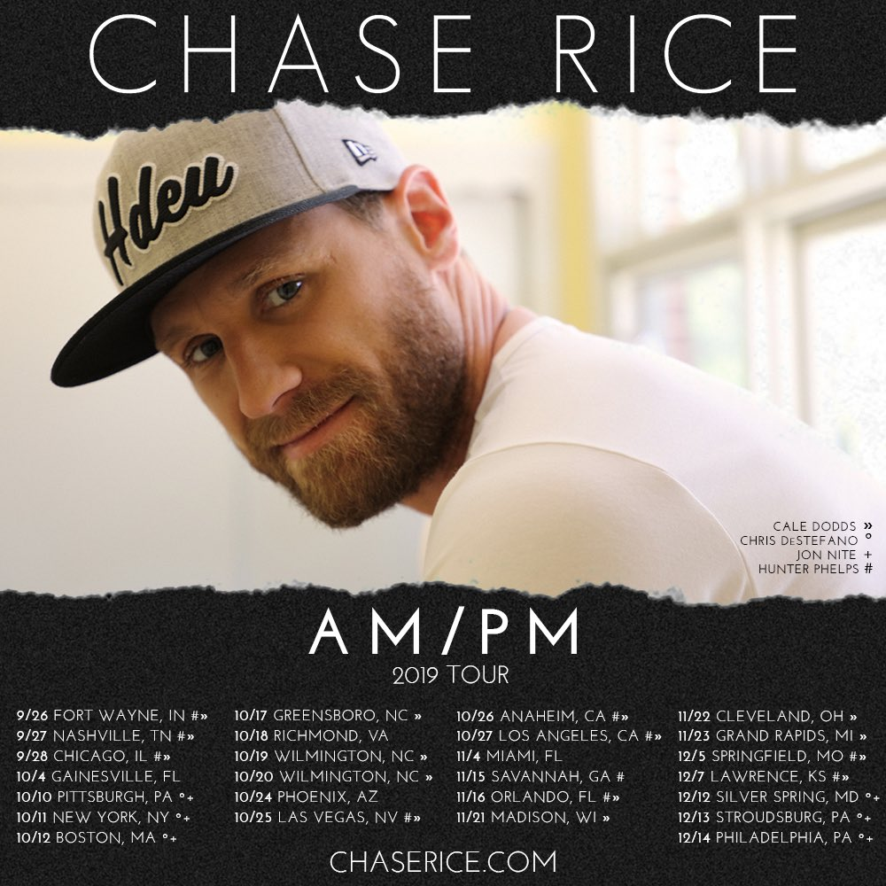Chase Rice On Twitter Check My Instagram For A Shot At