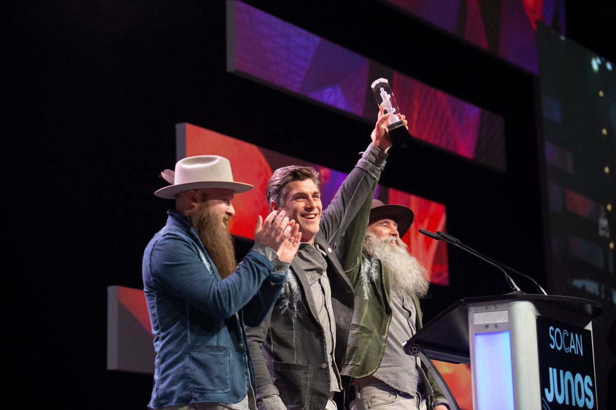 #DidJUNO @thewashboardunion was the first country group to win #JUNOS Breakthrough Group of the Year? 2020 #JUNOS submissions are now open. junosubmissions.ca