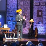 Image for the Tweet beginning: Feherty Live!!!