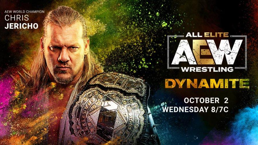 AEW Reveals Chris Jericho's Mystery Partners For Dynamite