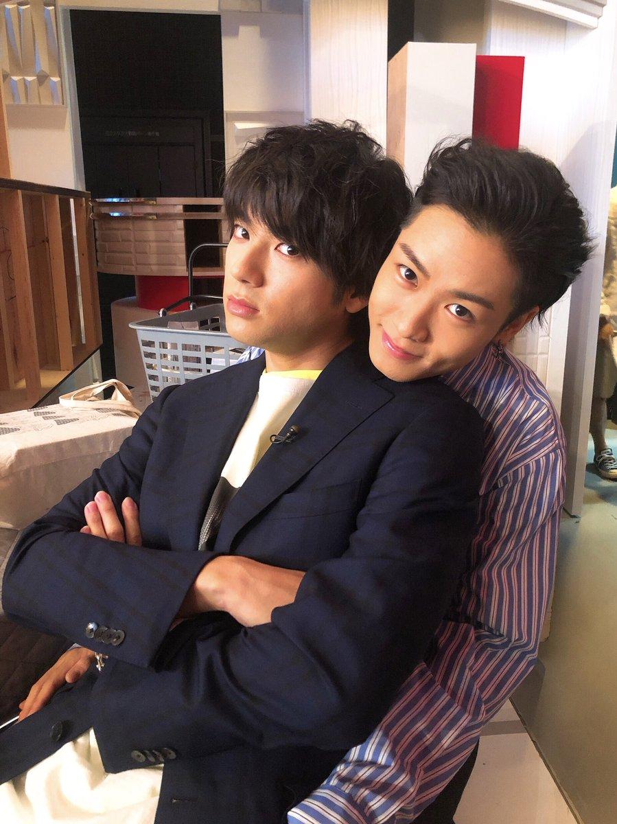 まもなく #スッキリ 生出演   HARUNAまとめに #山田裕貴 さん特集   #川村壱馬 さんの登場もお楽しみに‼️