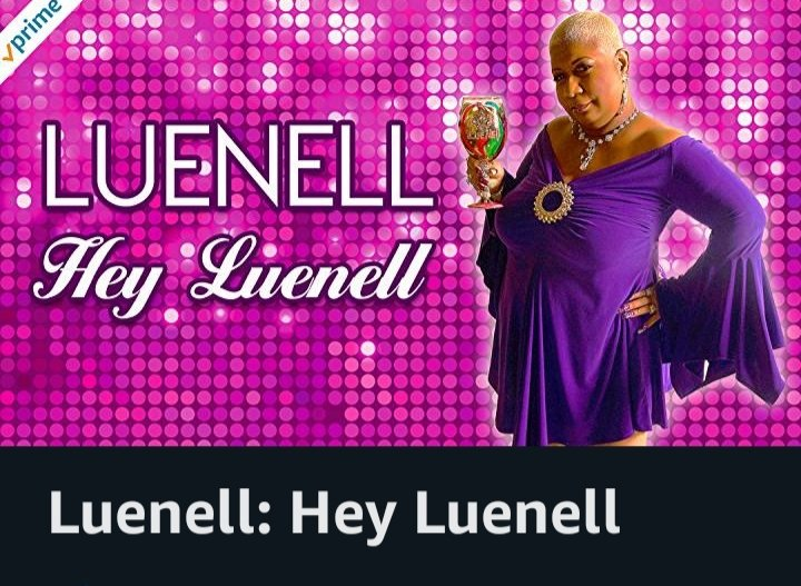 """#LuenellCampbell #HeyLuenell ❤😂😂😂😂😂😂 Best know for her controversial role as the """"hooker with the heart of gold"""" in the blockbuster comedy """"Borat"""", Luenell exposes her self in more ways than one leaving no tightly fitted thong turned out, yes exactly what you think. https://t.co/55TDEIKZGA"""