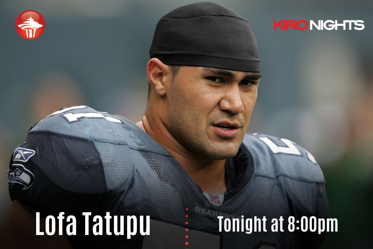 Tonight on @KIRORadio, we will have one of the best to do it join us at 8pm. #Seahawks #KiroNights