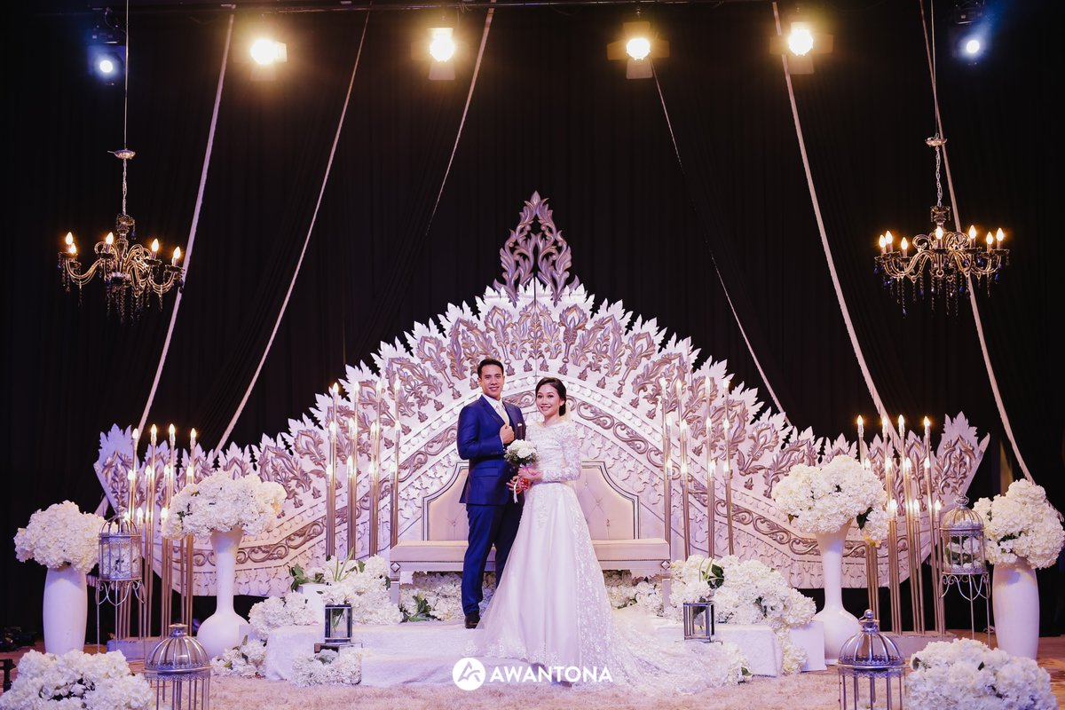 Nak Kahwin On Twitter Contoh Konsep Majlis Dan Tema