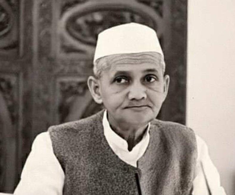 Tributes to Late Prime Minister #LalBahadurShastri ji on his Birth Anniversary. Shastrijis slogan of #jaijawanjaikisan and his other teachings will stand preeminent in India for ages to come.🙏 #LalBahadurShastriJayanti