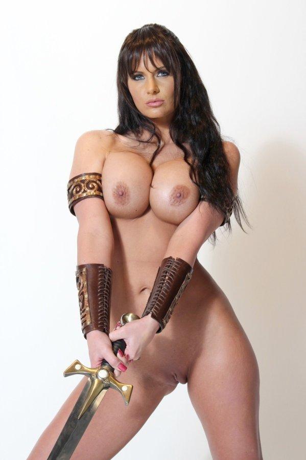 Women of xena topless