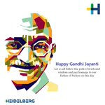 Image for the Tweet beginning: Did you know that Gandhi