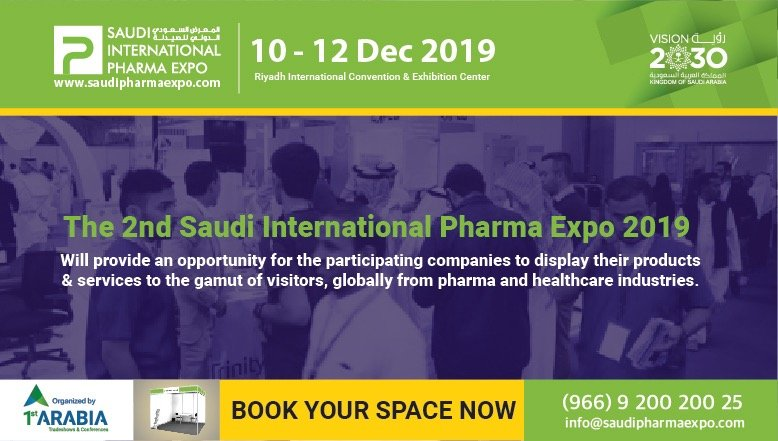 Saudi International Pharma Expo (@1stSIPE) | Twitter