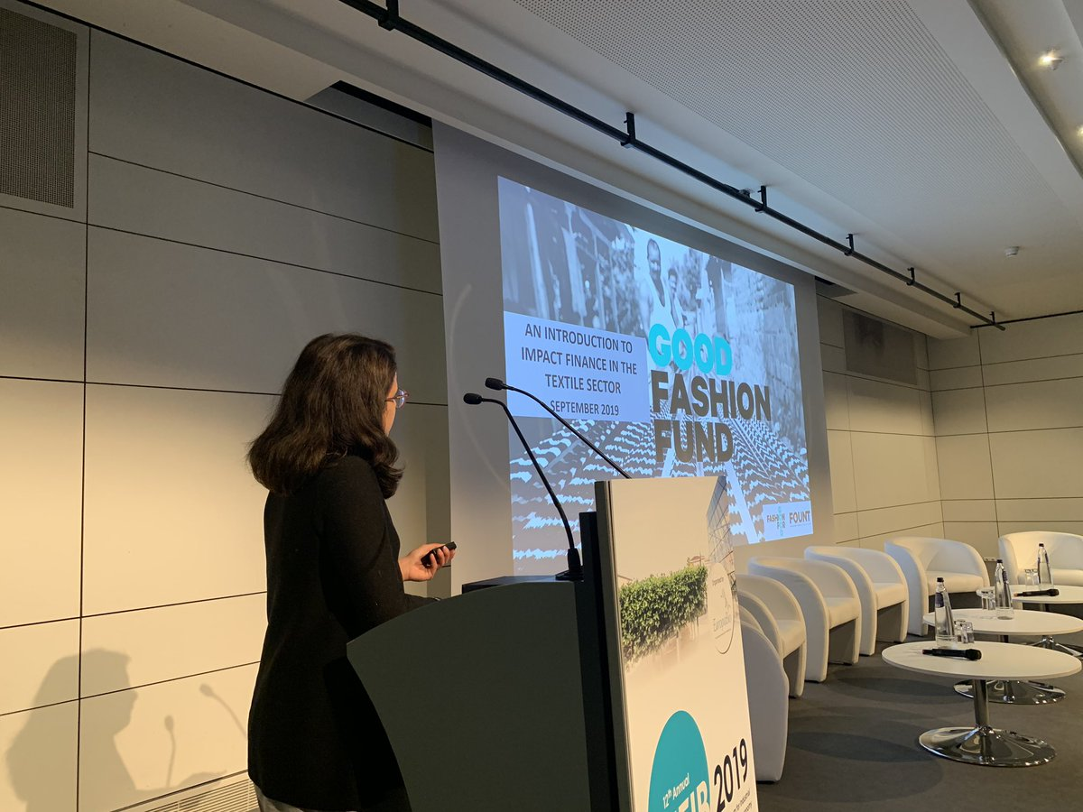test Twitter Media - #TheGoodFashionFund invests in apparel manufacturers in #India, #Vietnam and #Bangladesh, driving technology adoption. 🎉 A great initiative showing the key role of strategic partnerships in ensuring the implementation of #sustainablepractices in the textile industry.  #EFIB2019 https://t.co/nnmCix34Ea
