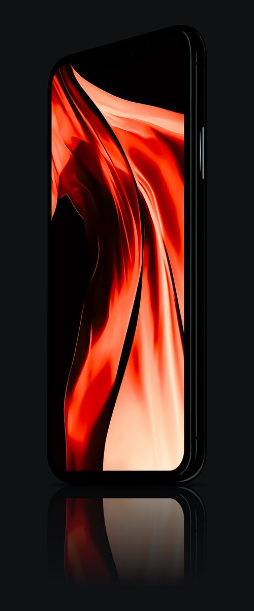 Ar7 On Twitter Wallpapers Ios13 Dark Iphonexi Space Grey Red Concept Wallpaper For Iphone11promax Iphone11pro Iphone11 Iphonexsmax Iphonexr Iphonexs Iphonex All Other Iphone