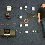 Image for the Tweet beginning: Um einen Heizungskeller kostengünstig smart